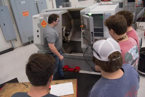 Explore Manufacturing - Calhoun Community College